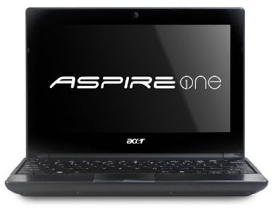 Acer Aspire AO521-3530 10.1-Inch Netbook with AMD Athlon II Neo K125