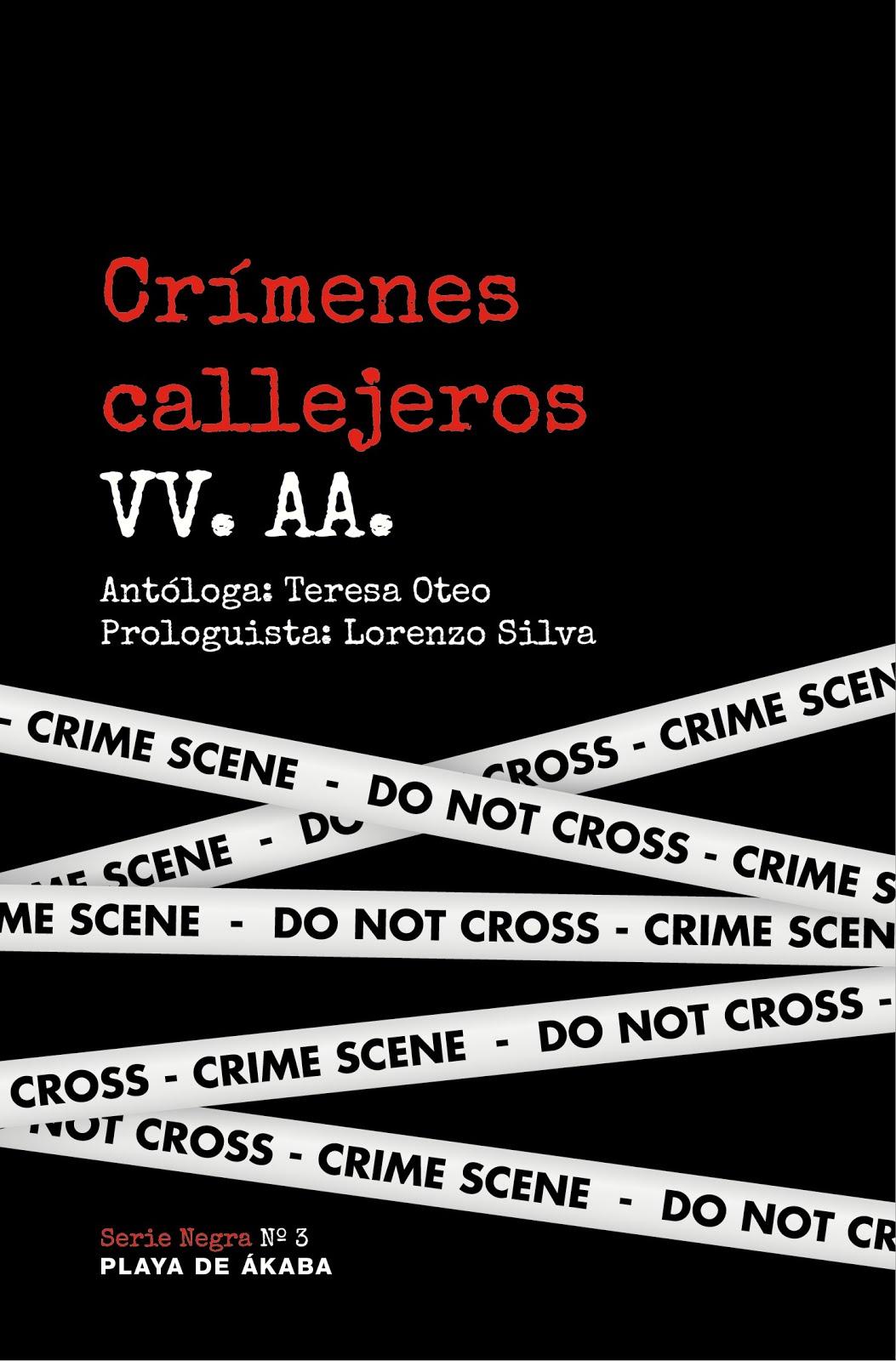 AA.VV. Crímenes Callejeros