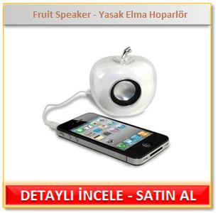 Forbidden Fruit Speaker - Yasak Elma Hoparlör