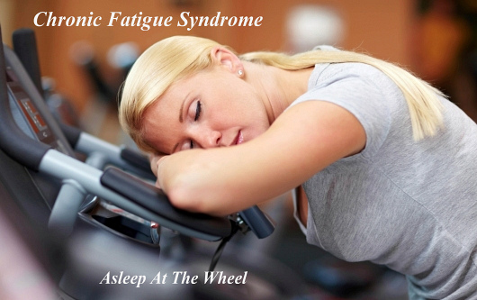 Chronic Fatigue Syndrome, Asleep At The Wheel