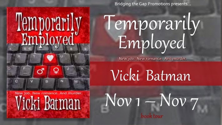 Temporarily Employed Blog Tour
