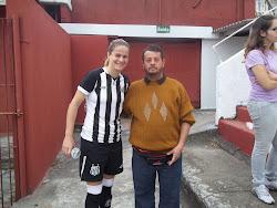 ANGELICA - ZAQUEIRA - - SANTOS FC