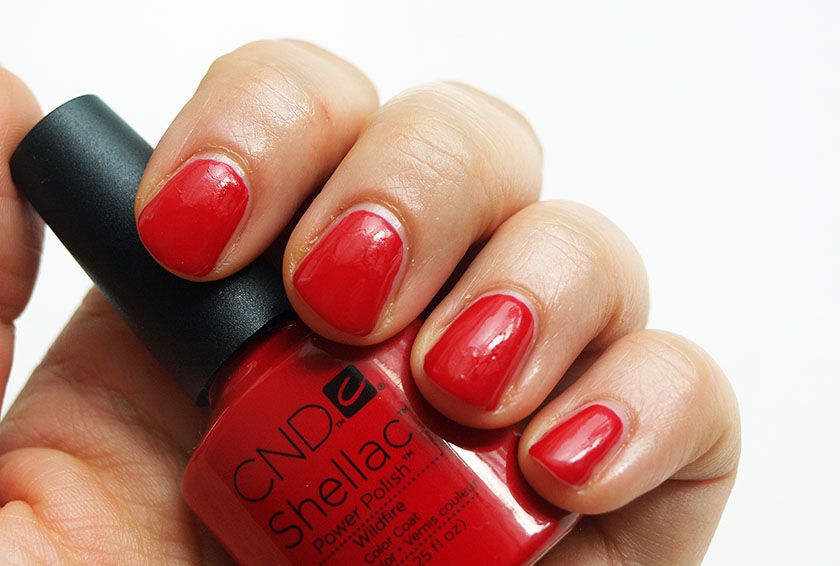lifestyle blog: Shellac manicure (at home) with USpicy UV/LED Light
