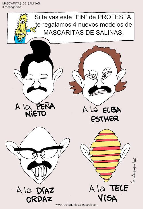 Mascaritas de Salinas.