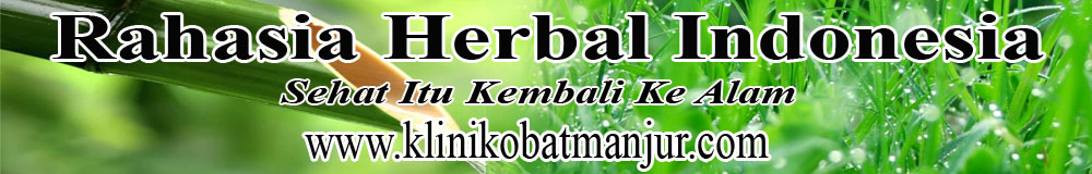 Obat Wasir Ambeien Herbal Manjur