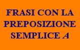 frasi con ai preposizione articolata - Preposizioni Articolate One World Italiano