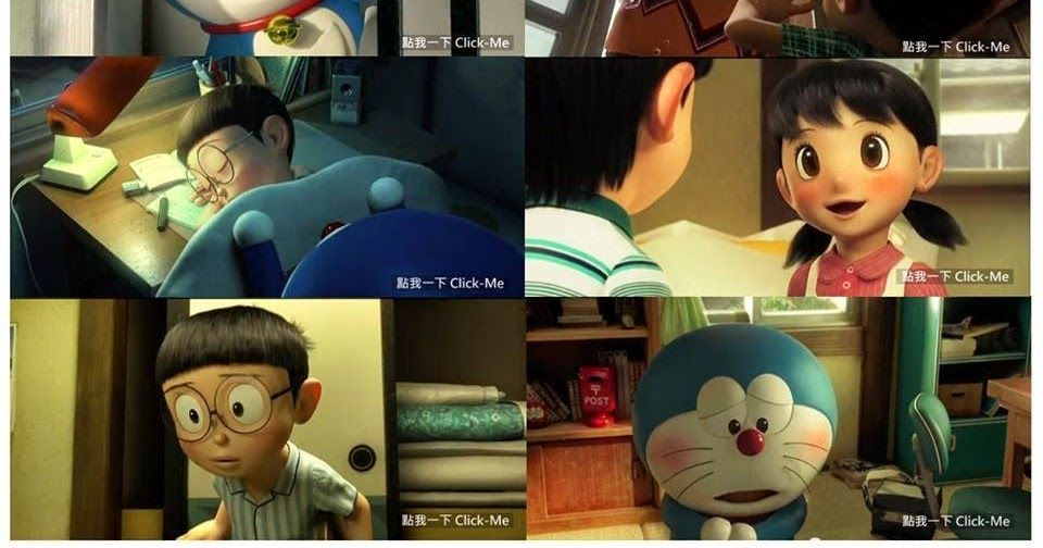 Download Movie Doraemon Stand By Me (2014) Subtitle indonesia