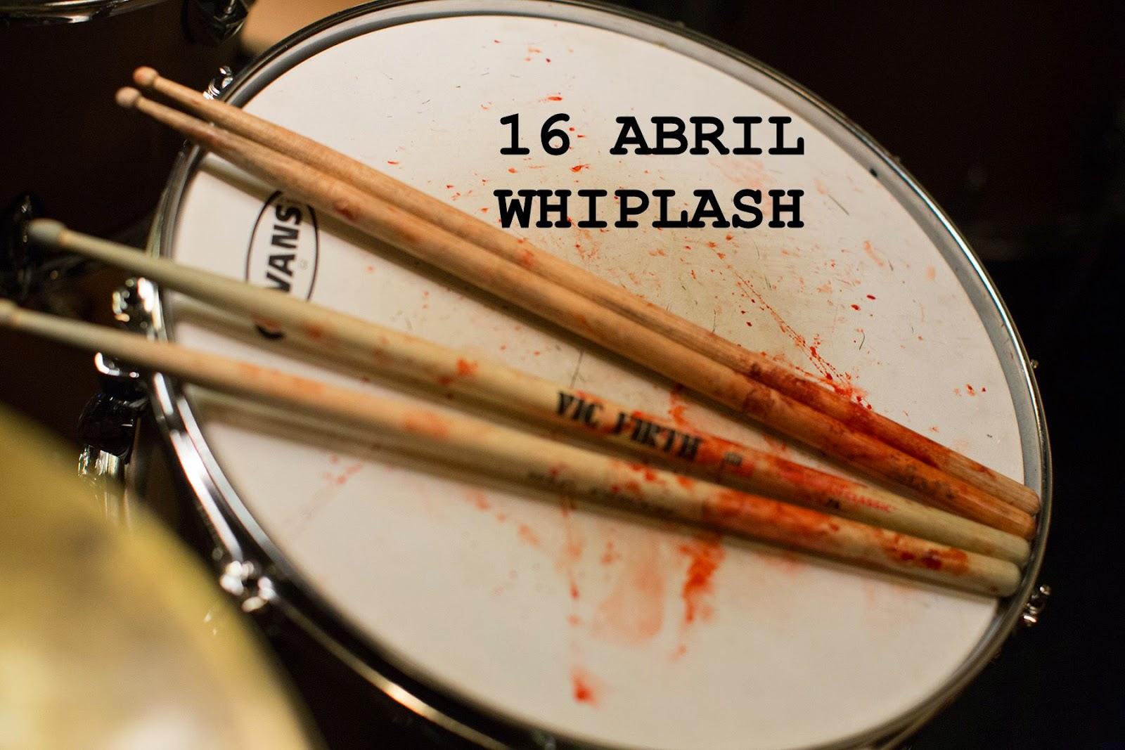 Whiplash - Nos Limites - Whiplash (2014)