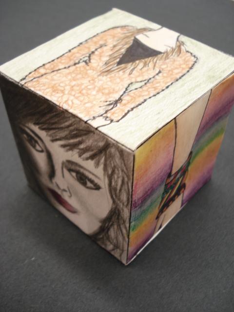 a faithful attempt  elements of art cube