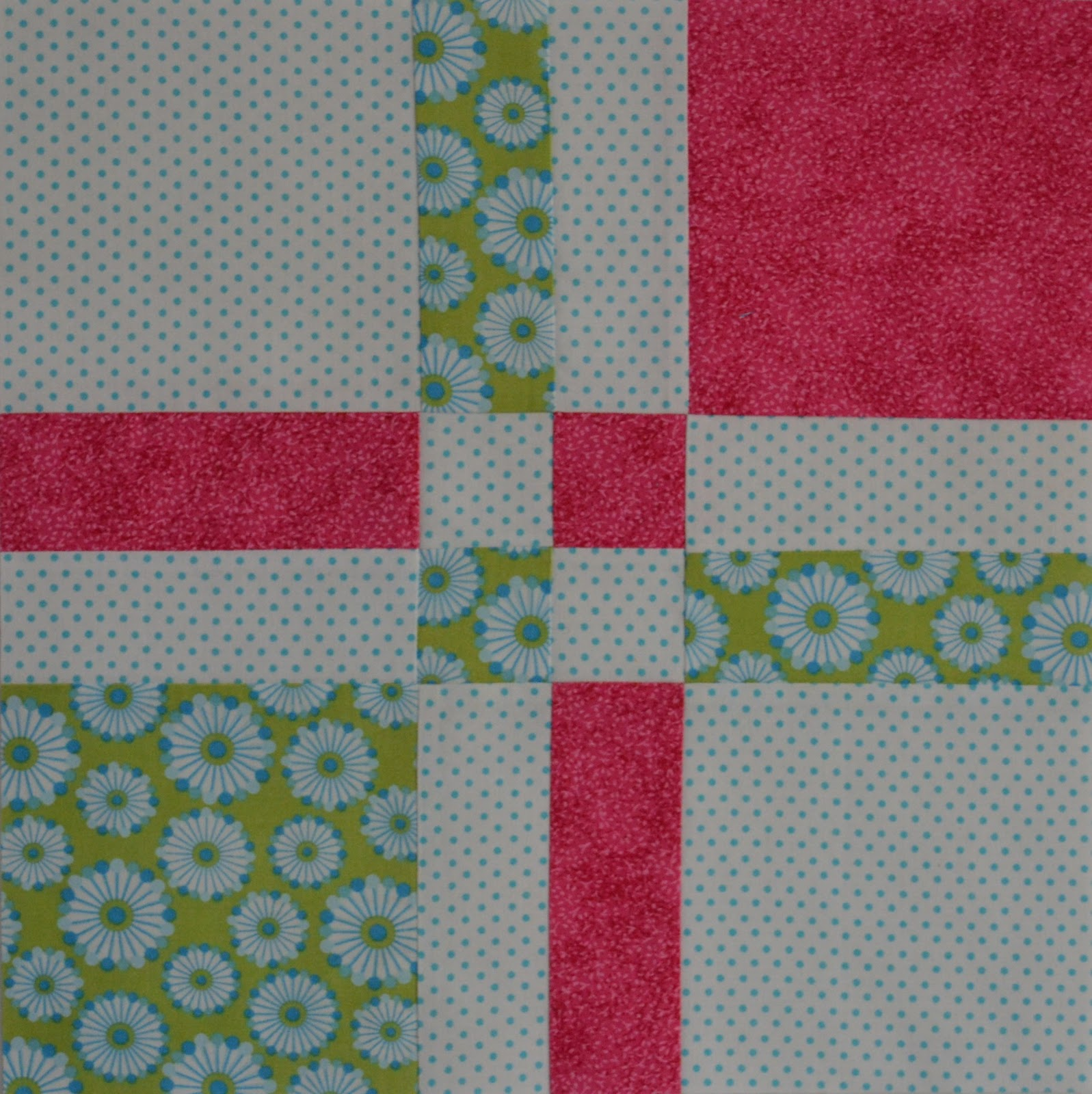 Free Quilt, Craft and Sewing Patterns: Links and Tutorials *With ... : disappearing nine patch quilt pattern free - Adamdwight.com