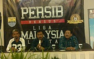 Persib Bandung vs Malaysia All Stars Gagasan Eks Pemain Maung Bandung