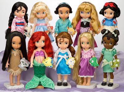 Bambole Principesse Disney