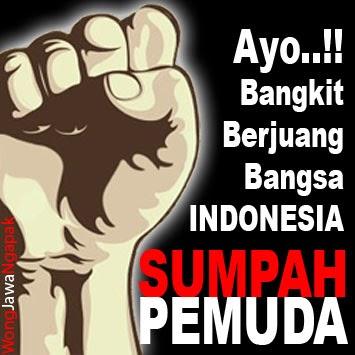 DP BBM hari sumpah pemuda indonesia 28 oktober