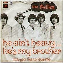 The Hollies – He Ain't Heavy, He's My Brother