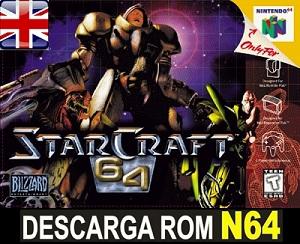 StarCraft ROMs Nintendo64