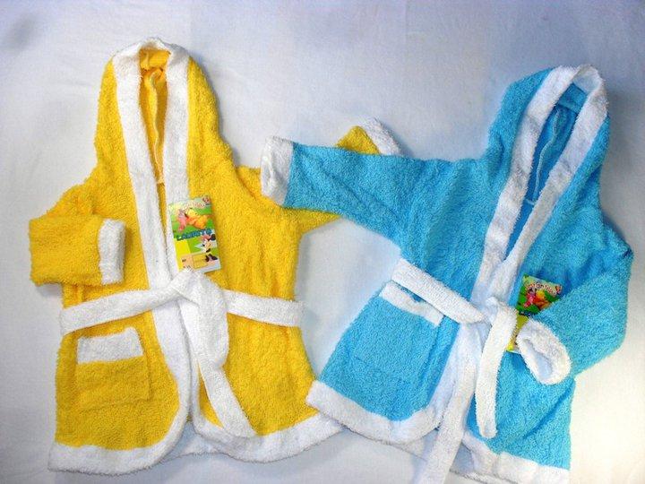 Salida De Baño Ninos Moldes:salidas de baño para bebe en suave tela de toalla tallas de la 0 a la