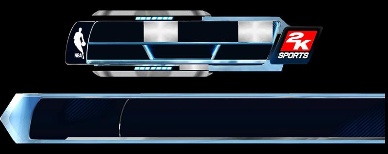 NBA 2K14 Next-Gen Scoreboard Mod (New Textures)