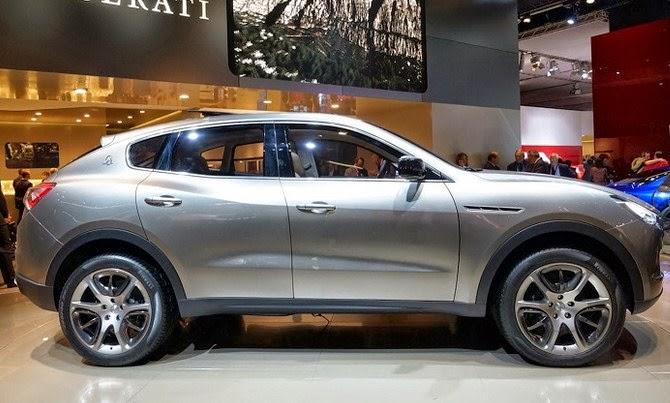 2018 Maserati Levante Release Date
