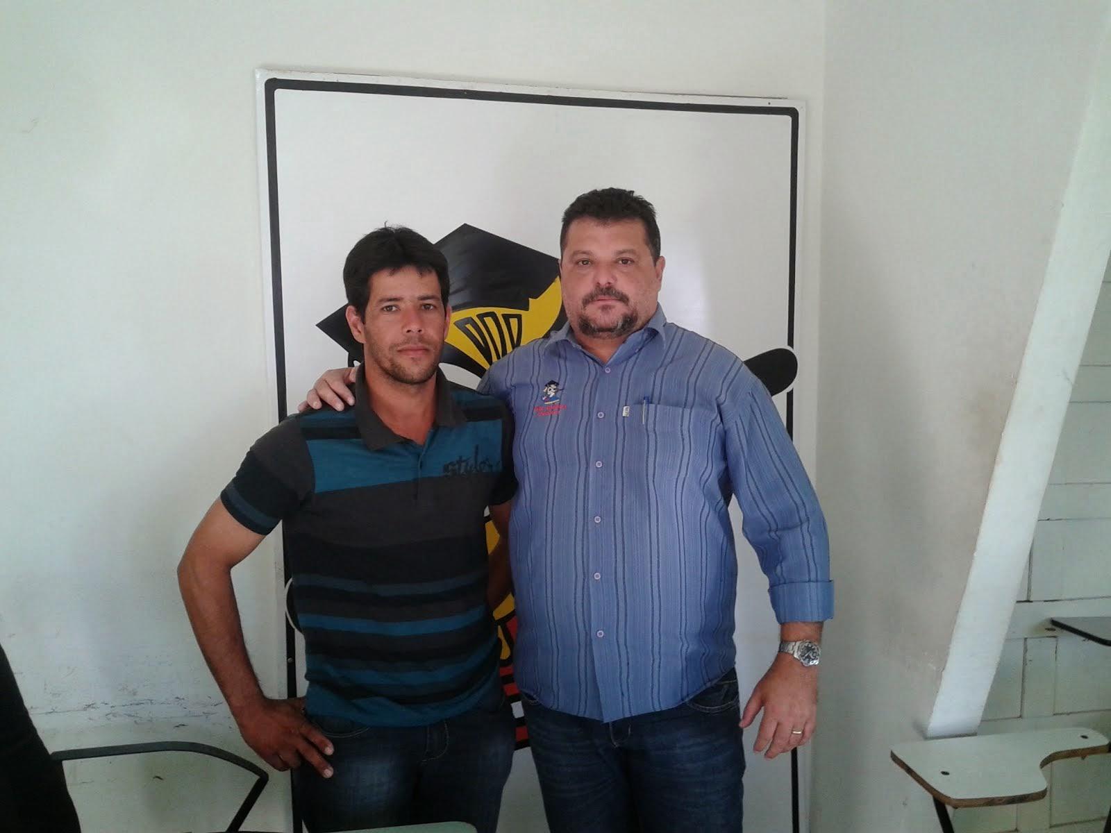 MARCELMO DA SILVA SANTOS - APROVADO NA GUARDA MUNICIPAL DE GARANHUNS !