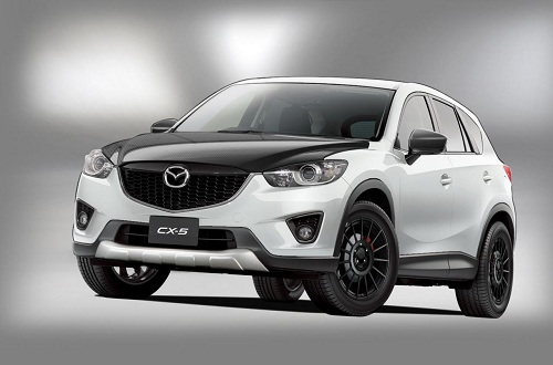 Mazda CX-5 Active driver