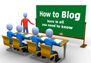Blogging is Online Share and Business for Passive Income