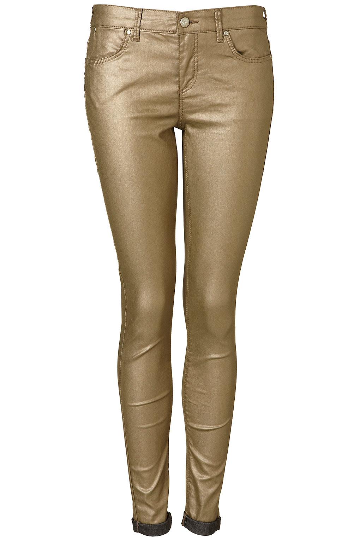 New Jeans Women Winter Gold Fleeces Inside Denim Jean Solid Pencil Pants
