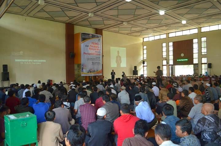 HIP Kota Bandung: Jalan Demokrasi, Mitos dan Menyesatkan!