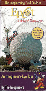 Cover - The Imagineering Guide to Epcot at Walt Disney World