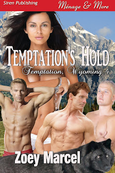 Temptation's Hold (Temptation, Wyoming 4)