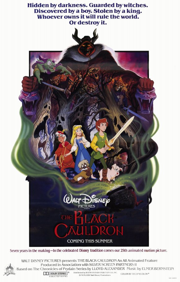 1985 the black cauldron poster1 For one more time the Redhead hentai adult sex game is back and this time ...