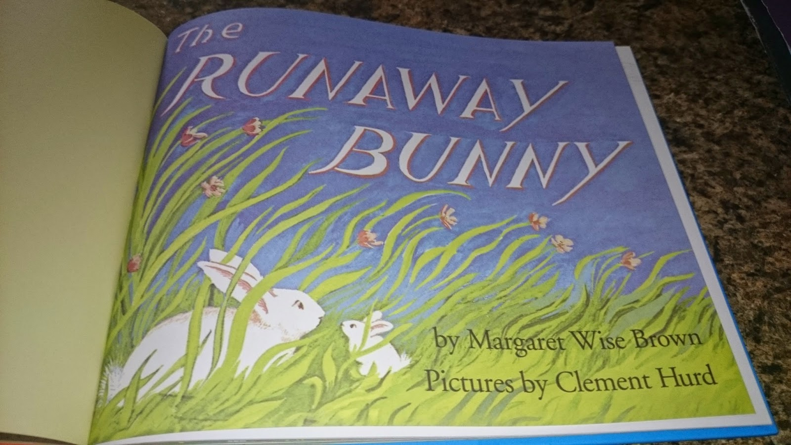 Creation and The Runaway Bunny