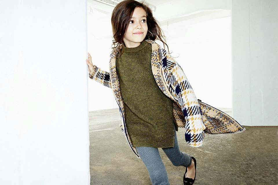 Winter Clothes For Teenage Girls 2014 Lookbook-Kids-Winter-Clothes-