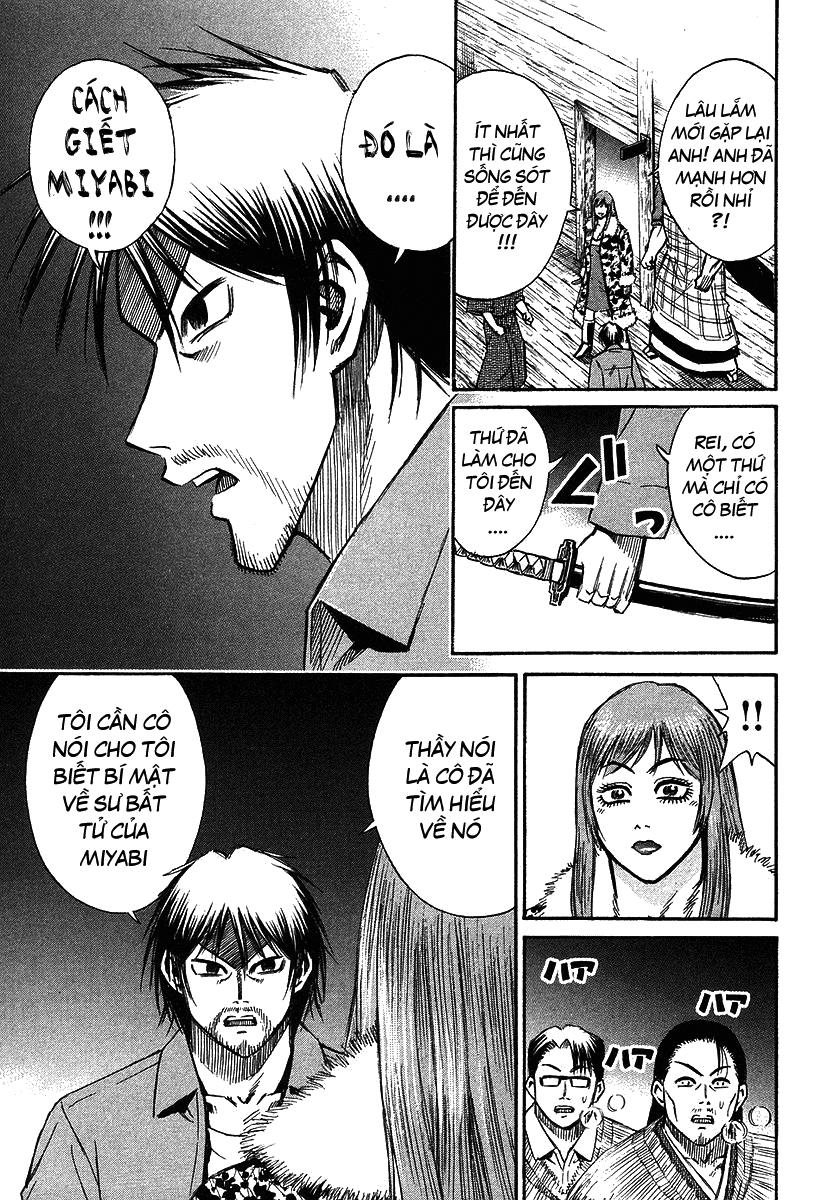 Higanjima chap 101 page 11 - IZTruyenTranh.com