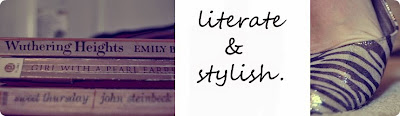 literate & stylish