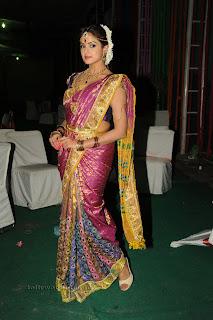 Asmita Sood in Telugu Bridal Attire 004.jpg