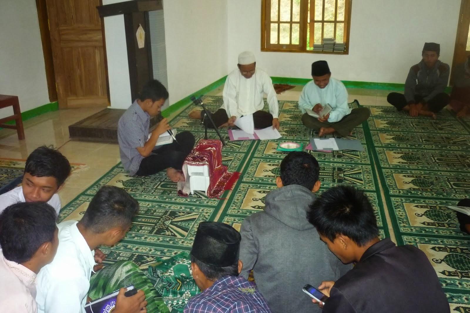 Peringan maulid Nabi Muhammad SAW