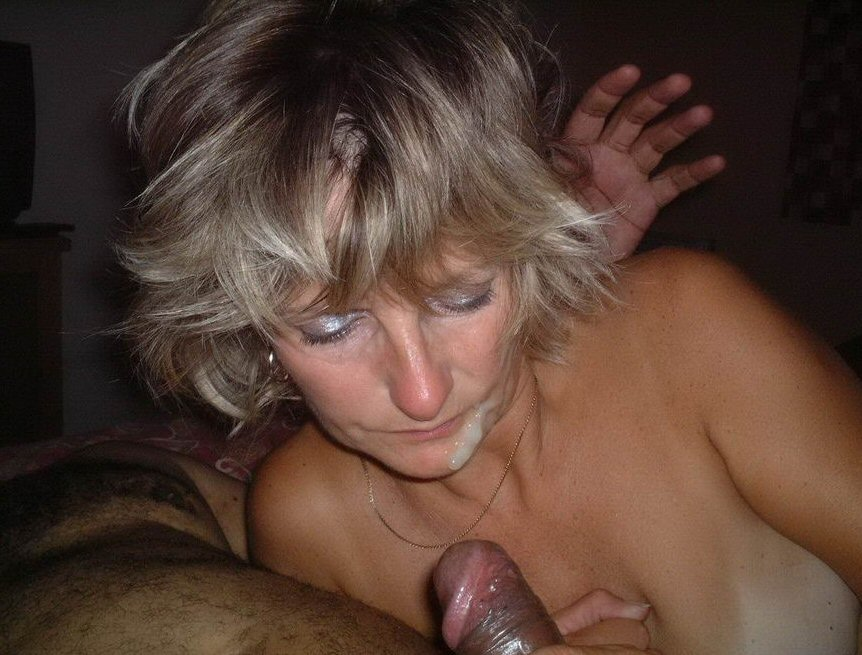 Cock released potent sperm wife