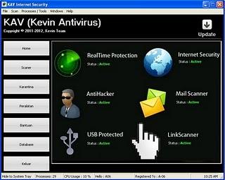 KAV Internet Security 1.5