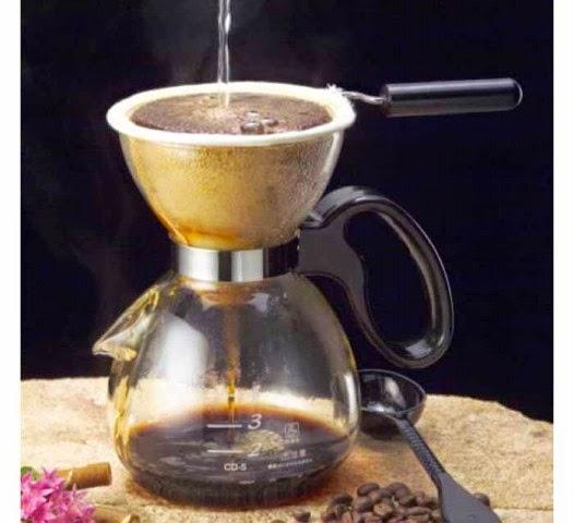 mesin pembuat kopi tetes