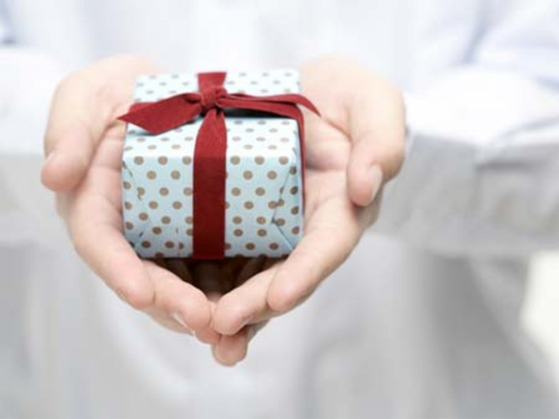 Почему в подарок сделанный  лучше покупного 62