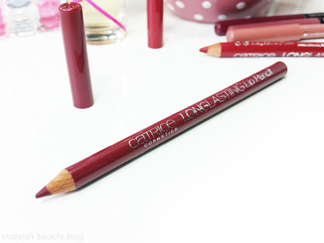 Catrice Longlasting Lip Pencil Berryson Ford