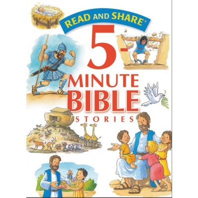 Bible Story Collection for Kids