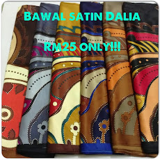 NEW COLLECTION : TUDUNG BAWAL SATIN PAISLEY VINTAGE DALIA...