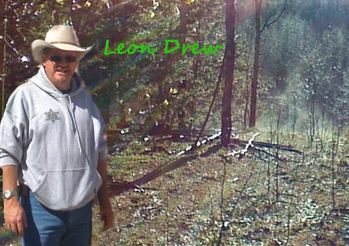 Leon Drew - Cowboy and researcher of the unknown