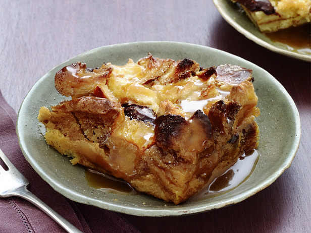 Orange-Chocolate Bread Pudding Recipe