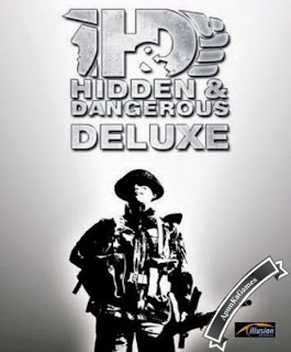 Hidden and Dangerous Deluxe Cover, Poster