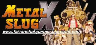 Metal slug x online