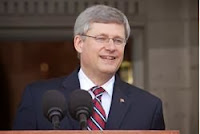 CANADA SUPPORTS ISRAEL FUNDAMENTALLY BECAUSE IT IS THE RIGHT THING TO DO - P.M. STEPHEN. HARPER