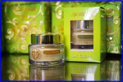 Day Cream (Harga: WM RM42.50, EM RM45.00)