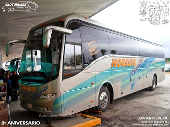 Buses in Mexico - Gallery February 2014
